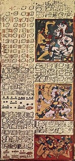 Les mayas ont-ils rencontré une civilisation extraterrestre? Maya